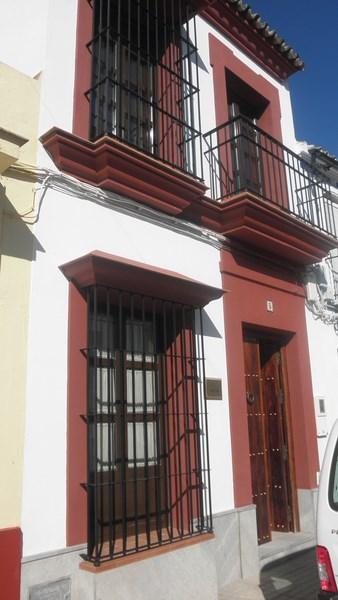 Estudio Honorio Aguilar - Vivienda Unifamiliar, Villaverde del Río (Sevilla)