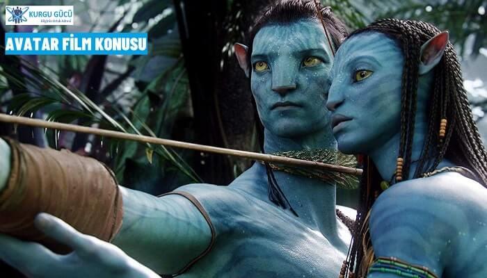 Avatar Film Konusu
