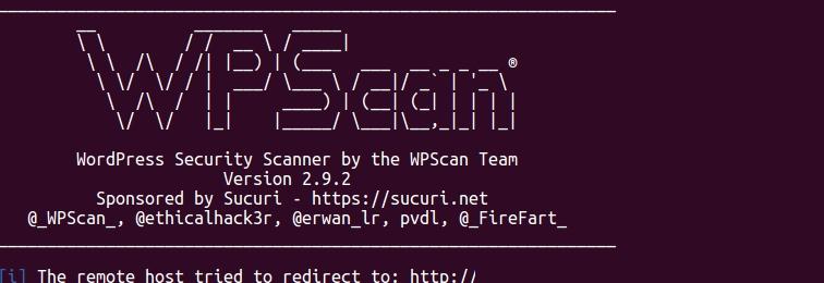 wpscan installation