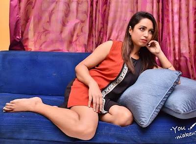 Moumita Bhattacharya Sanyal Web series