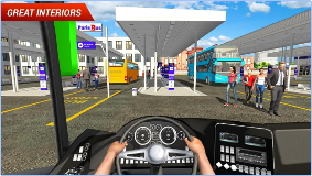 Coach Bus Driving Simulator Apk