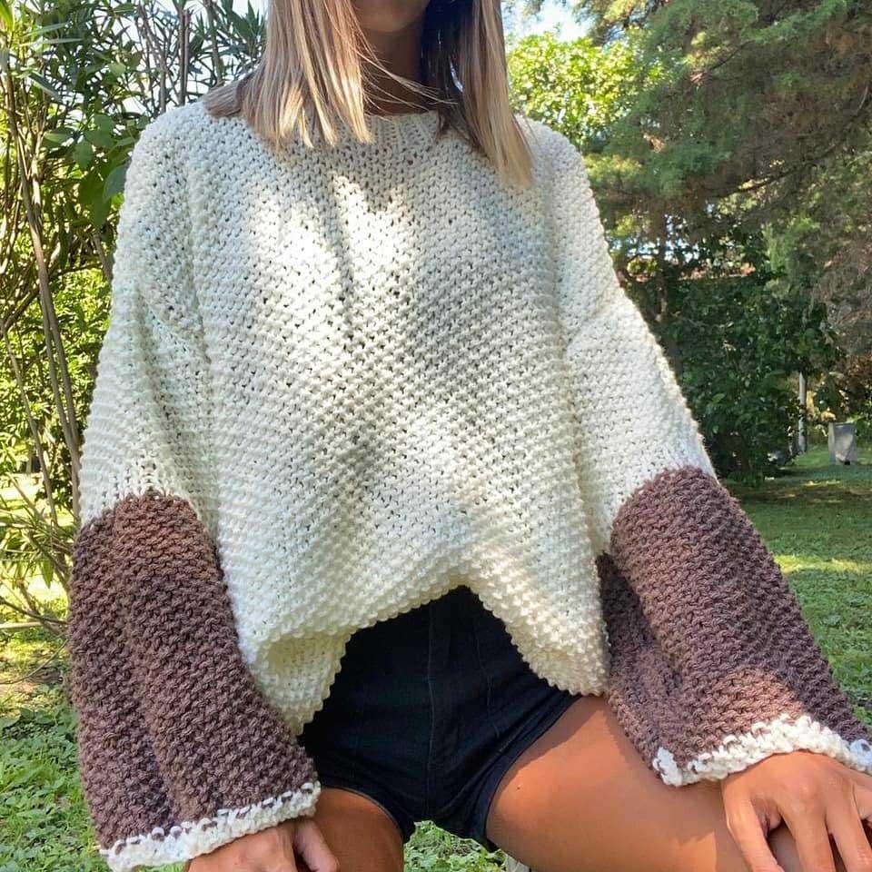 Moda tejidos invierno 2021