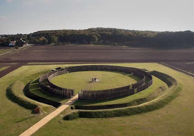 Μαζική νεολιθική τελετουργική περιοχή στην Πολωνία που χτίστηκε πριν από το 4800 π.Χ.