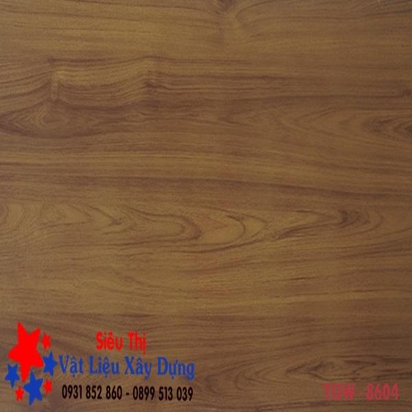 Tấm Ốp Tường PVC Vân Gỗ TGW-8604