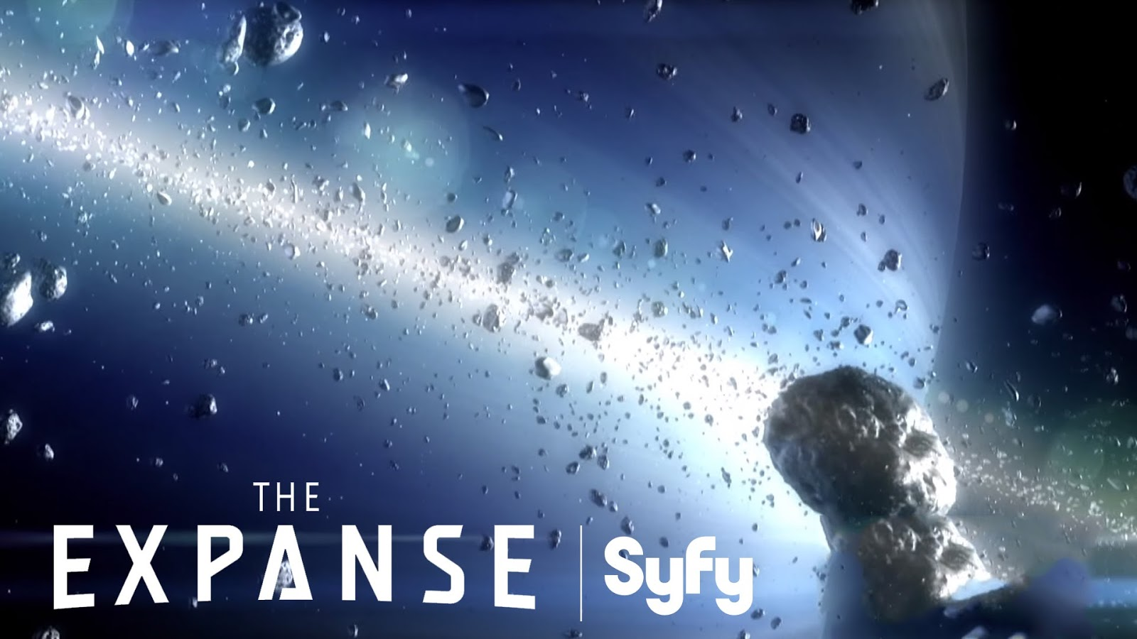 The Expanse – Dominique Tipper, Frankie Adams