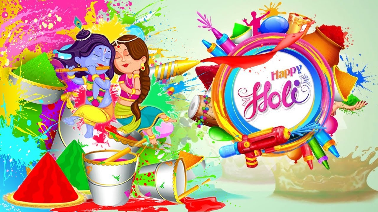 Happy Holi Wishes and Messages Images Download For WhatsappHappy Holi Wishes and Messages Images Download For Whatsapp