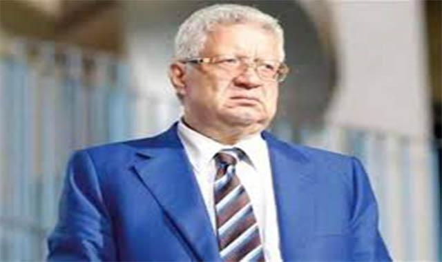 مرتضي منصور يتوعد خالد الغندور هفضحك
