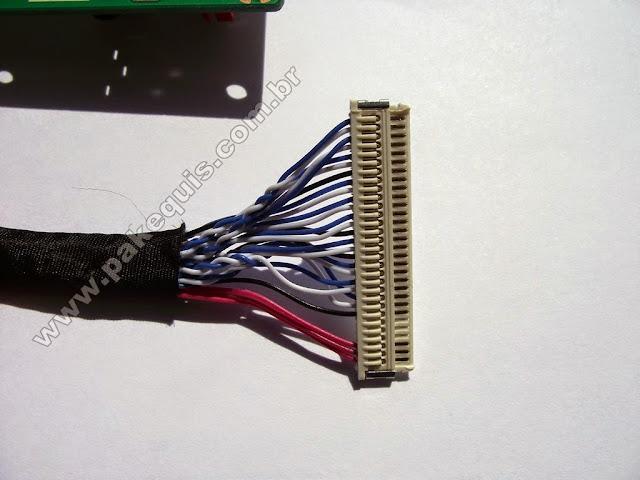 Cabo LVDS para LCD de notebook