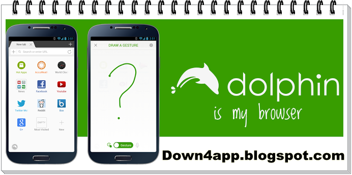 Dolphin Browser 11 4 2 APK for Android - Free Apps Community