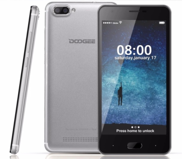 Doogee X20L Now in PH; Dual Cameras for only Php3,399