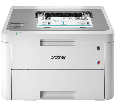CW Digital Color Printer lets you lot give-up the ghost things done alongside upwards to  Brother HL-L2360DNR Driver Downloads