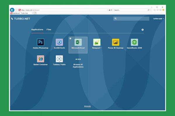 خدمة لتشغيل برامج الويندوز بدون تحميل أو تثبيت فقط من خلال المتصفح