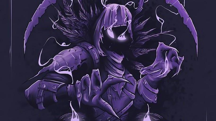 Cool Raven Wallpaper Fortnite