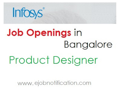 Infosys Openings for Fresher/ Experienced Professionals in Bangalore Product Engineer Apply online