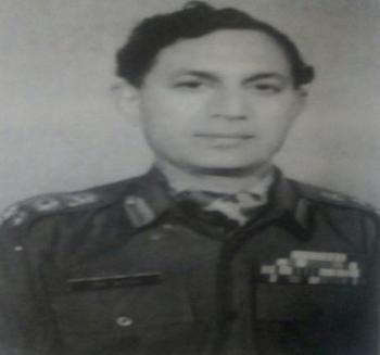 Brig Rai Singh, MVC, VSM (retd)