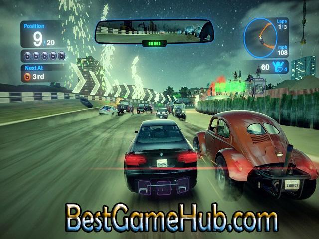 Blur High Compressed PC Repack Game Free Download