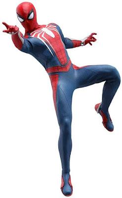 Figura de acción Spider-Man Advanced Suit