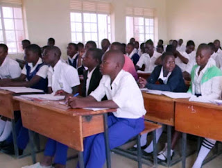 Secondary school Mukono Town, Uganda