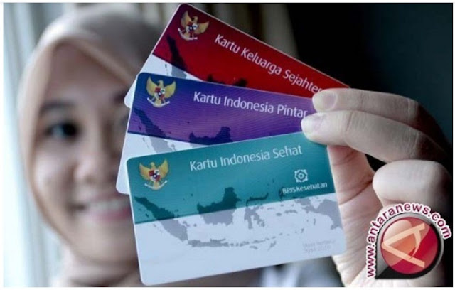 Cara Membuat Kartu Keluarga Sejahtera KKS untuk Dapat Bantuan BLT Non PKH Rp 500 Ribu per KK