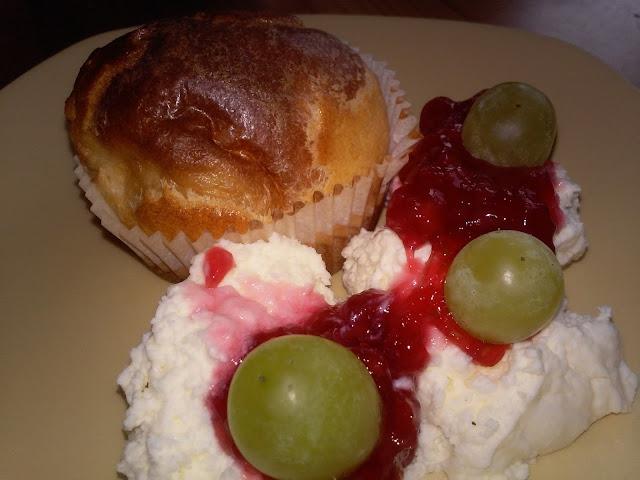 Naleśnikowe muffinki
