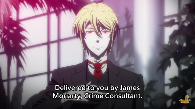 Episode 4 Moriarty the Patriot