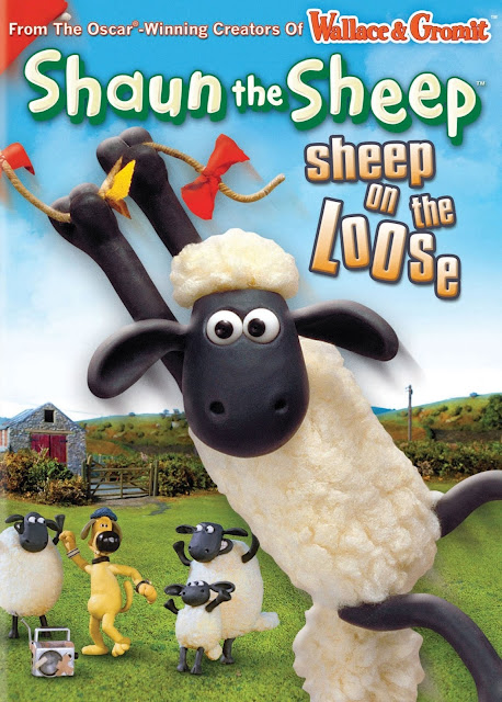Cừu Shaun The Sheep