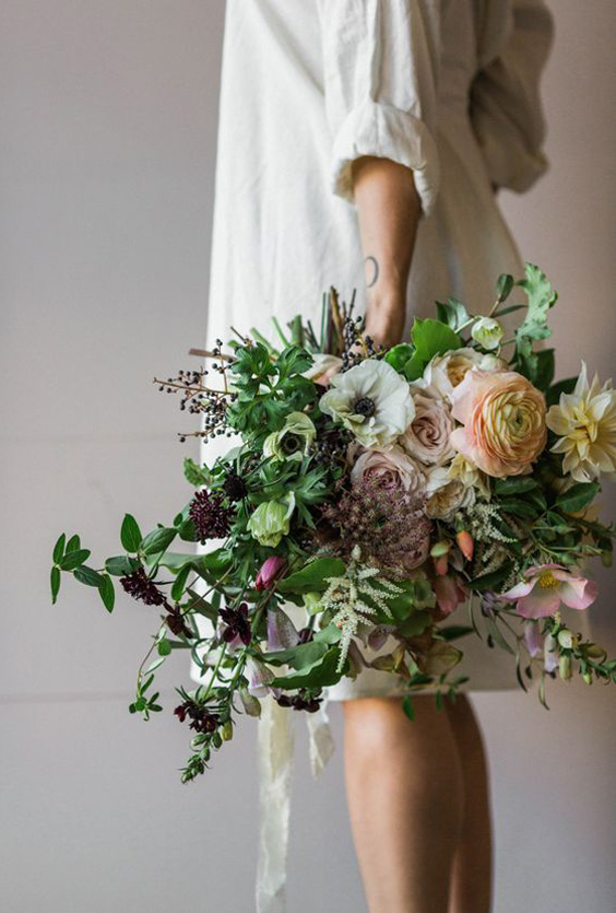 blog deco - tendance fleurs