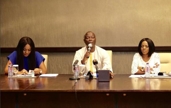 Nana Aba Anamoah And Sandra Ankobiah Start SN Media Learning Tree