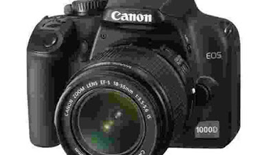 CANON EOS 1000D MANUAL
