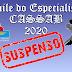 [BAILE DO ESPECIALISTA] Baile suspenso devido às medidas de contenção do COVID-19.
