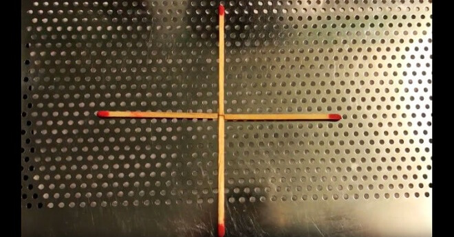 Are You Smart Enough To Create A Square By Moving Just One Match?