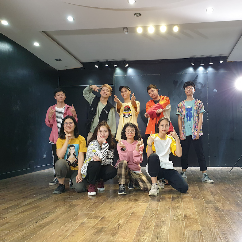 [A120] Khóa học nhảy HipHop tại Hà Nội chất lượng tốt nhất