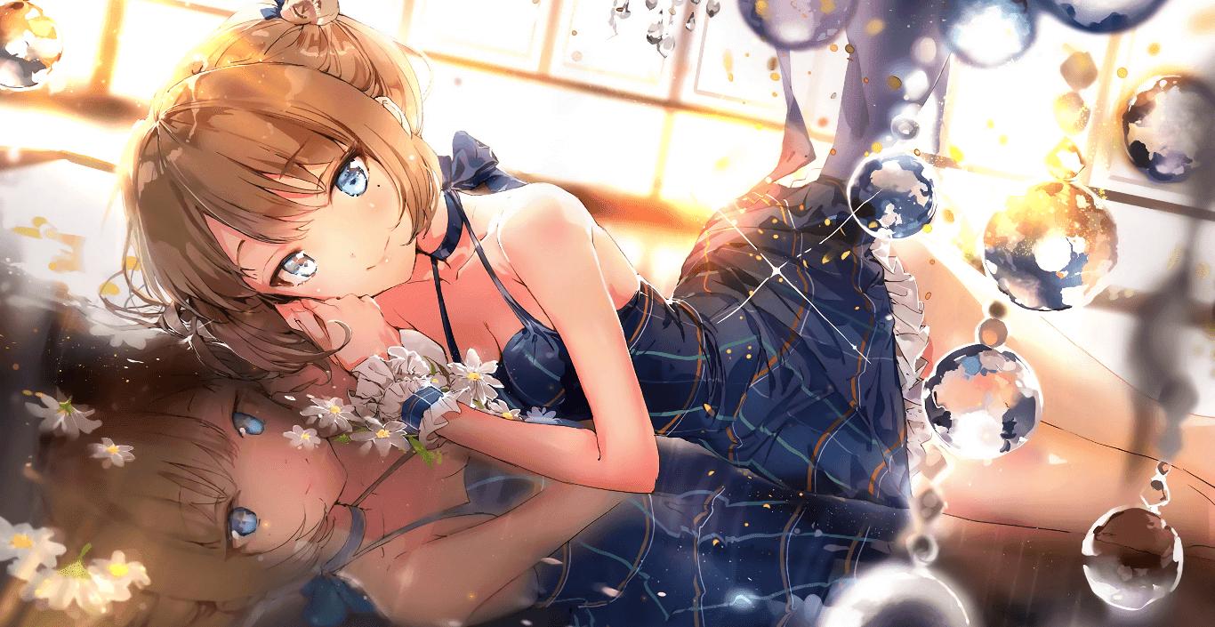 Anime Girl (4K) [Wallpaper Engine Anime] Free!