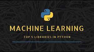 Top 5 Python Libraries For Machine Learning