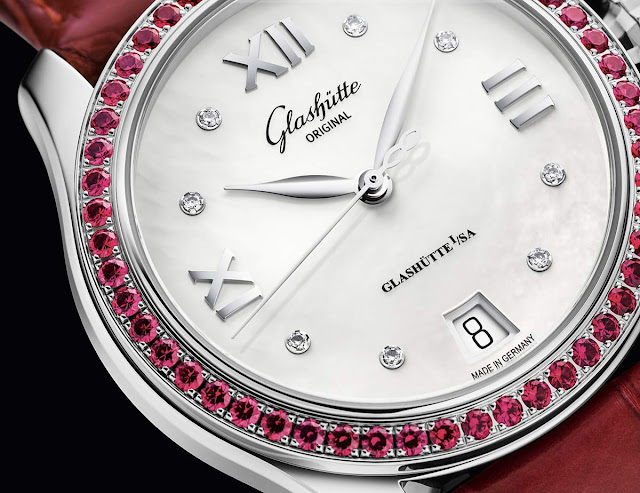 Glashütte Original Lady Serenade Special Edition