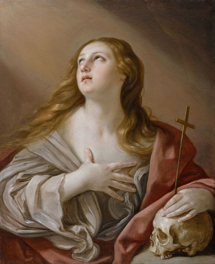 Guido Reni. The-Penitent Magdalene