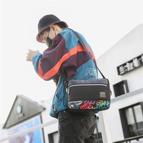 Túi đeo chéo nam vải bố thời trang TV008