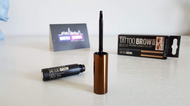 Maybelline Tattoo Brow Gel Tint Light Brown | Maybelline Soyulabilir Kaş Dövmesi