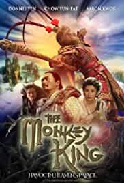 The Monkey King 2014 Hindi Dubbed 480p