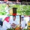 Inilah Semarak Syukuran Peringatan HUT Ke - 68 Korps Hukum, Kumdam XIV Hasanuddin