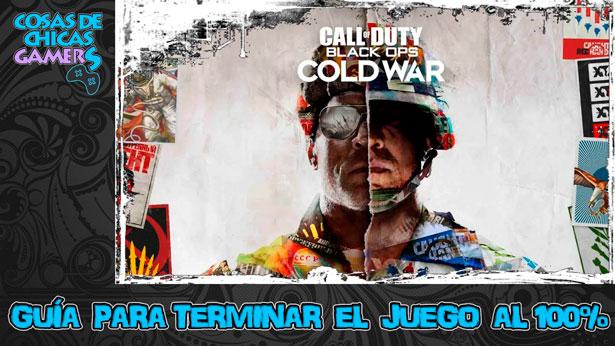 Guía Call of Duty Black Ops Cold War para completar el juego al 100%