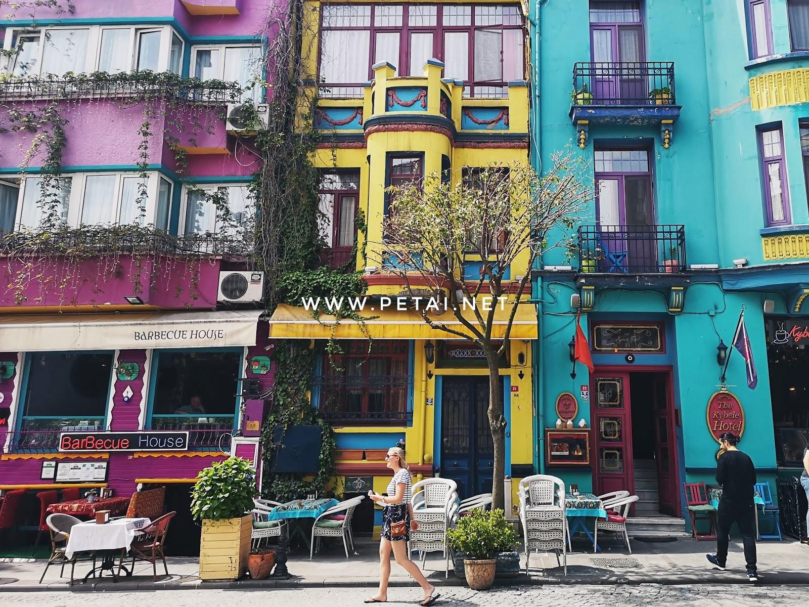 15 Perkara Yang Saya Lihat Dari Jalanan Istanbul 8