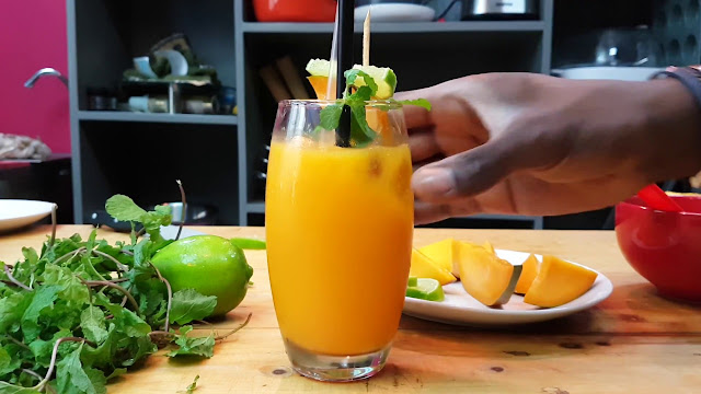 Boisson, bio, rafraîchissement, jus, mangue, bienfaits, fruit, naturel, confiture, recette, cocktail, LEUKSENEGAL, Dakar, Sénégal, Afrique