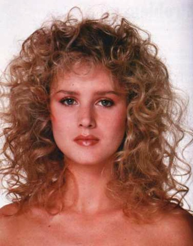 1980s the period of womens rock hairstyles boom