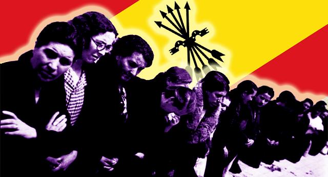 El abuso sexual de la mujer como arma de guerra en la zona franquista