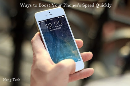 Fast Ways to Boost Your Phones's Speed Quickly