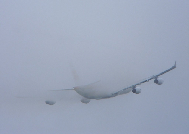 Desvían vuelos hacia Punta Cana por lluvias