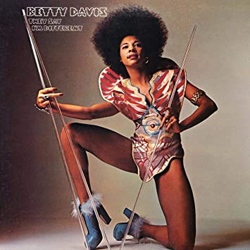 Cover to They Say I'm Different - Betty Davis
