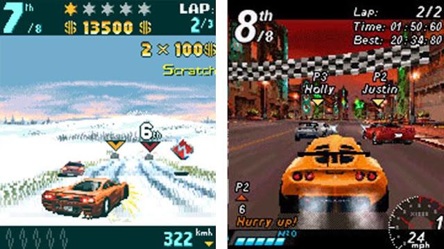 【遊戲】與現實最脫節的賽車大作《狂野飆車 9:競速傳奇》(Asphalt 9: Legends) - 早期《狂野飆車》的遊戲畫面和現在截然不同