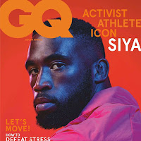 Siya Kolisi para GQ Sudáfrica en fotos de Franco Kellerman